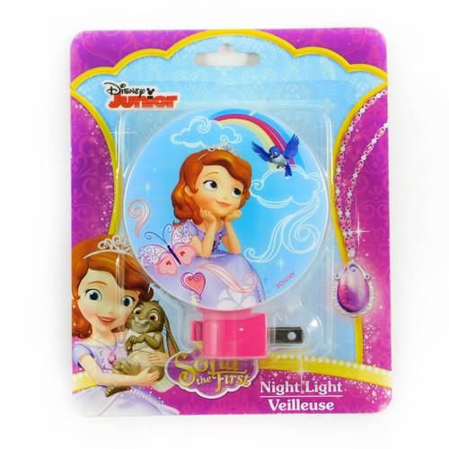 Girl Bedroom Night Light Princess Sofia Disney 120 V