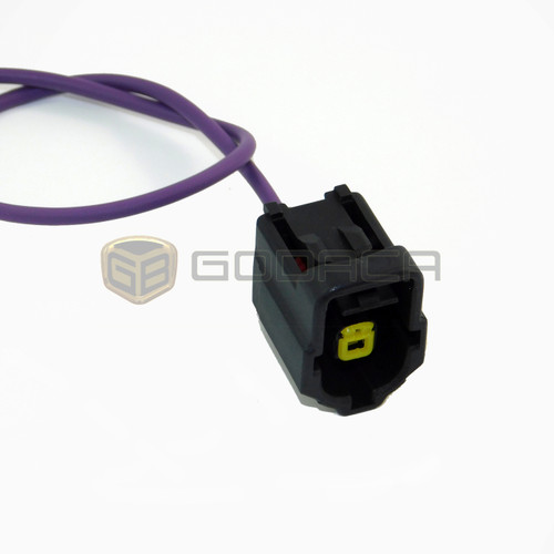 1x 1 Pin Connector Pigtail for Oil Pressure Sensor WPT-439