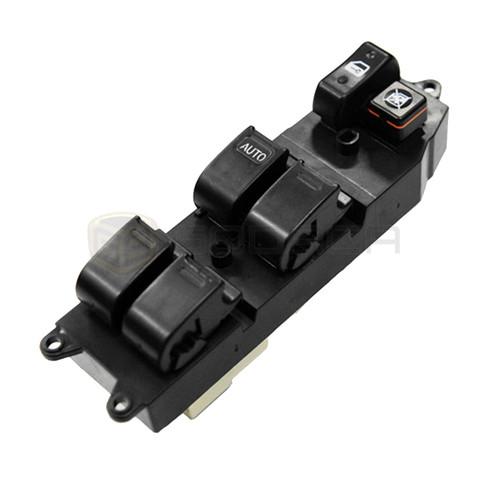 1x Black Electric Power Window Master Switch Control Toyota Corolla Camry