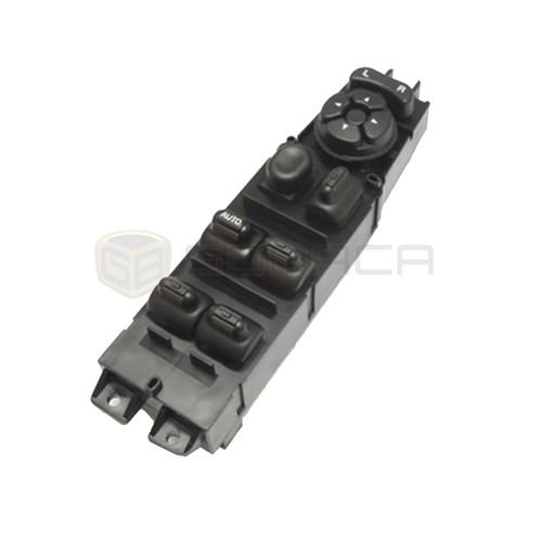 1x Black Electric Power Window Master Switch Control Ram Dodge Truck Dakota