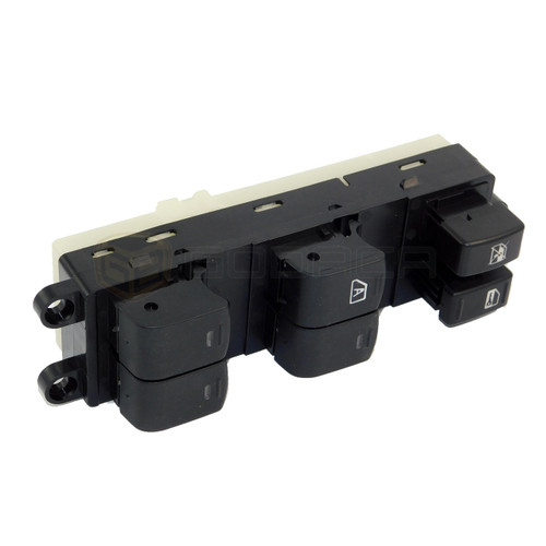 1x Black Electric Power Window Master Switch for 25401-EA003 Frontier Xterra