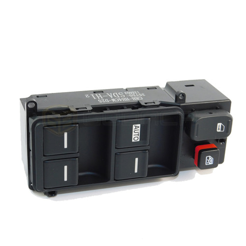 1x Power Master Window Switch for 35750-SDA-H12 2003-2007 Honda Accord