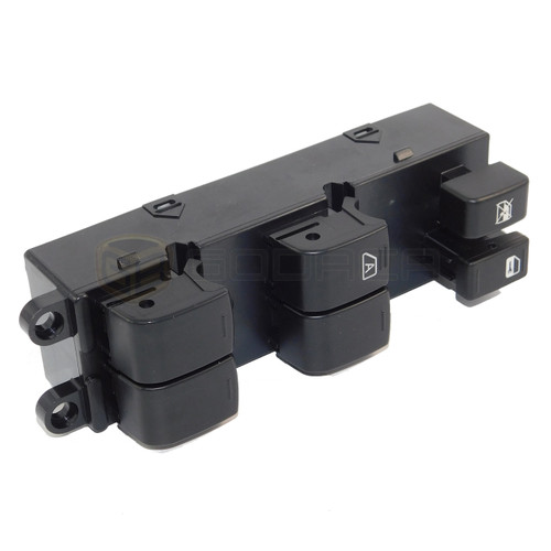 1x Power Master Window Switch for Nissan Versa Driver Side 25401-ED500