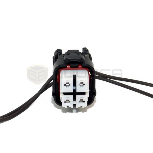 1x Connector 4-way for Fuel Pump 23210-87402