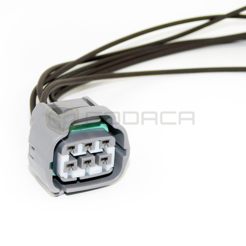 1x Connector 6-way for Toyota Lexus 90980-11034