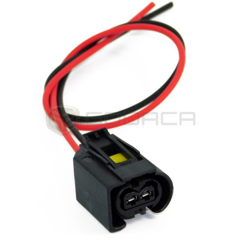 1x Connector 2-way for Ford Alternator AE8T10300AA
