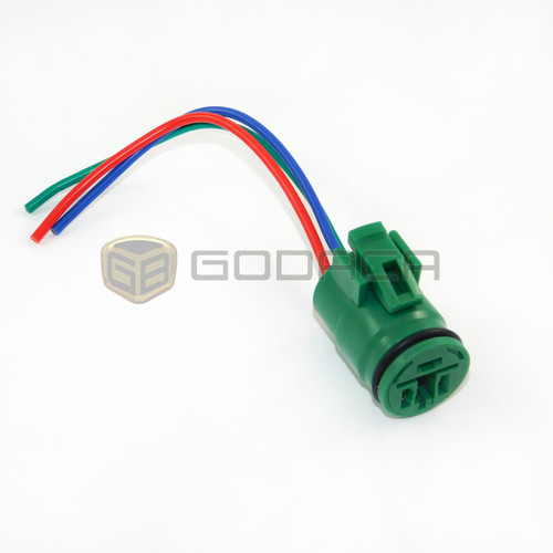 1x Connector 3-way 3 pin for Toyota Alternator 90980-10341