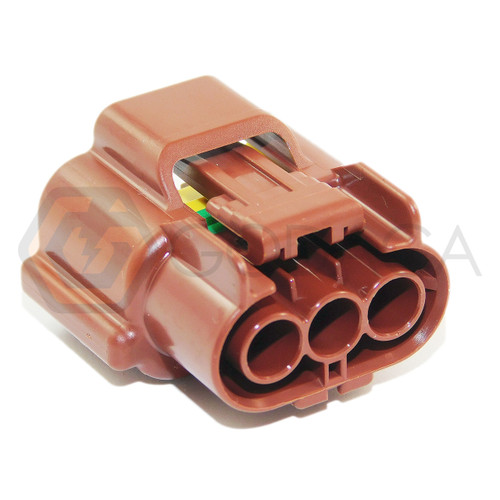 1x Connector 3 pin 3-way for Throttle Position Sensor TPS SR20DET w/out wire