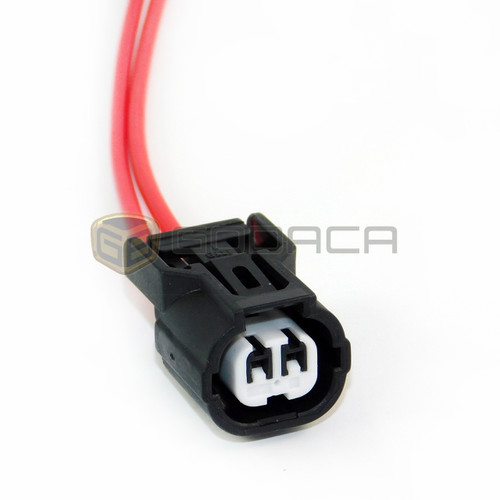 1x Connector 2-way 2 pin for Coolant Level Sensor PT1866