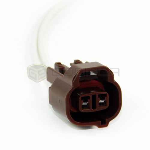 1x Connector 2-way for Suzuki Cooling Fan Switch FS8511