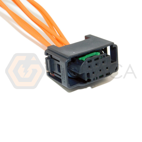 1x Connector 6-way for Audi for Level Sensor 7M0 973 119