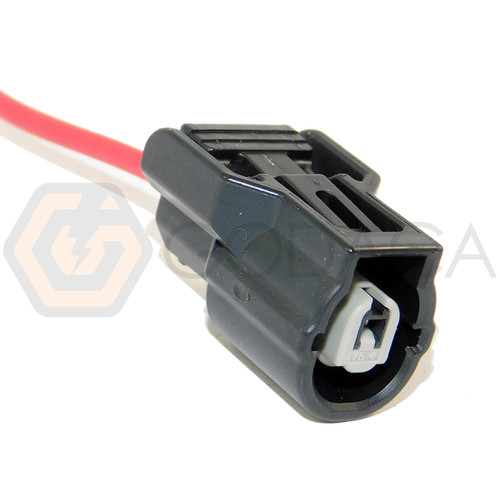 1x Connector 1-way for Honda AC Compressor 38810-5A2-A01