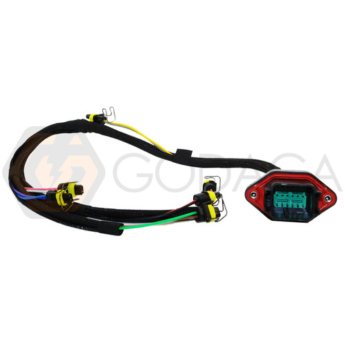 1x Wiring Harness for Injector Wiring Harness 215-3249