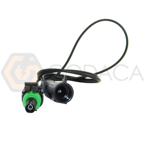 "1x Wiring Harness 1-way for O2 Oxigen Sensor 24"""