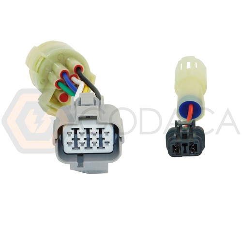 1x Set Wiring Harness for OBD-0 Distributor