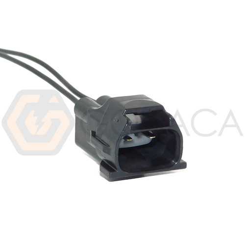 1x Male Connector 2-way for Fog Light 90980-10886