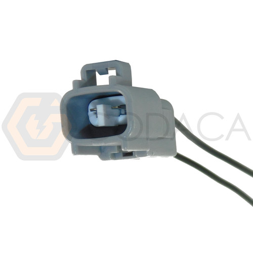 1x Male Connector 2-way for Reverse Light Switch 90980-11050