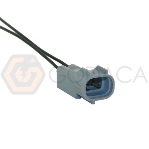 1x Male Connector 2-way for Side Light 90980-11149