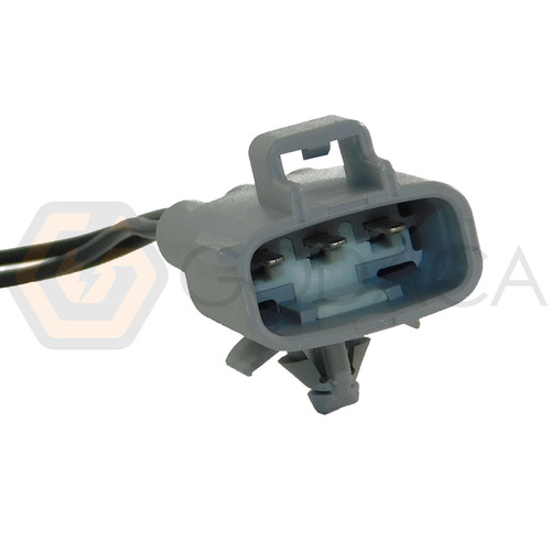 1x Male Connector 3-way for Clearance Lamp 90980-11622