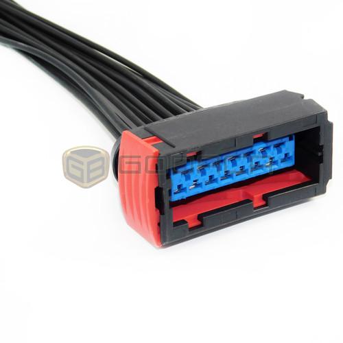 1 x 15-pin ECU Repair Connector Plug Pigtail harness GM Repair Plug Wiring