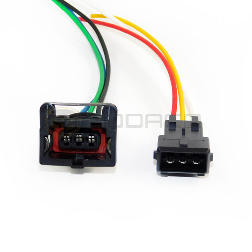 1 x Female Male Connector for Throttle Position Sensor 1P1421 789 S-745 PT365