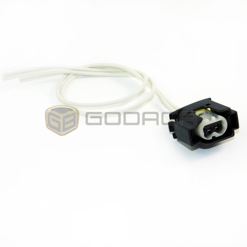 1 x 2-way Connector Female Repair Plug Harness for Nissan Toyota  Mercedes