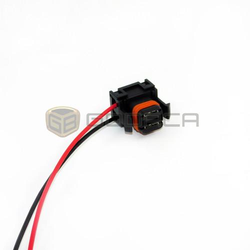 1 x 2-way 2 pin Distributor repair connector harness plug wiring pigtail Sensor
