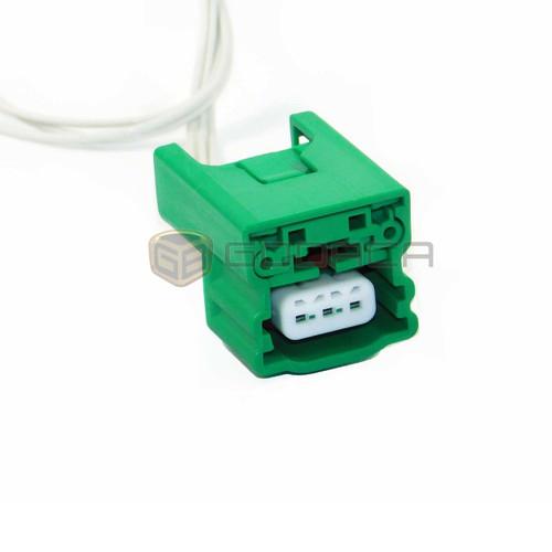1x Connector 3-way 3 pin for Nissan Camshaft Position Sensor 23731-6J90B