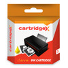 Compatible High Capacity Brother Lc-1240y Yellow Ink Cartridge