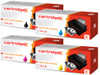4 Compatible High Capacity Toner Cartridge Multipack For Epson S051158/61