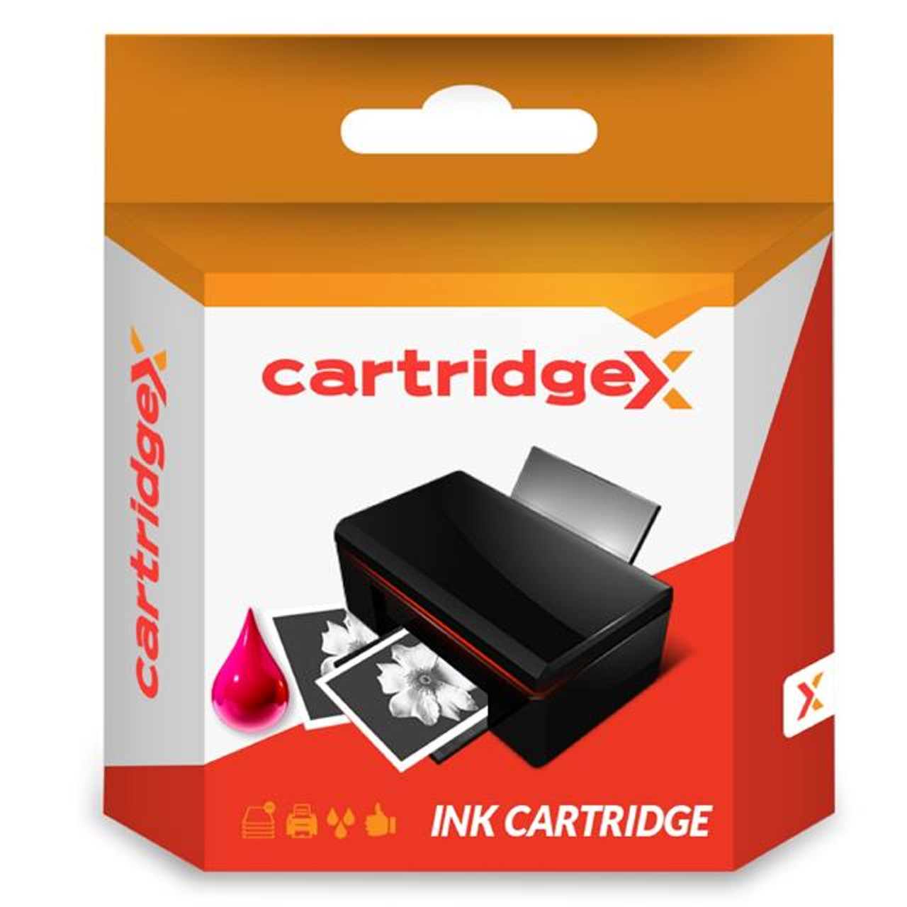 Compatible Pitney Bowes 765-9 Red Ink Cartridge
