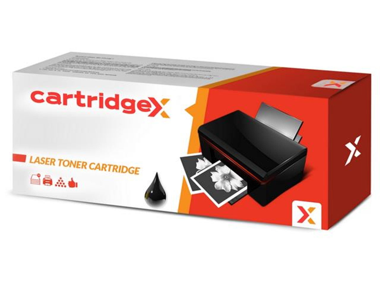 High Capacity Brother TN6600 Black Toner Cartridge