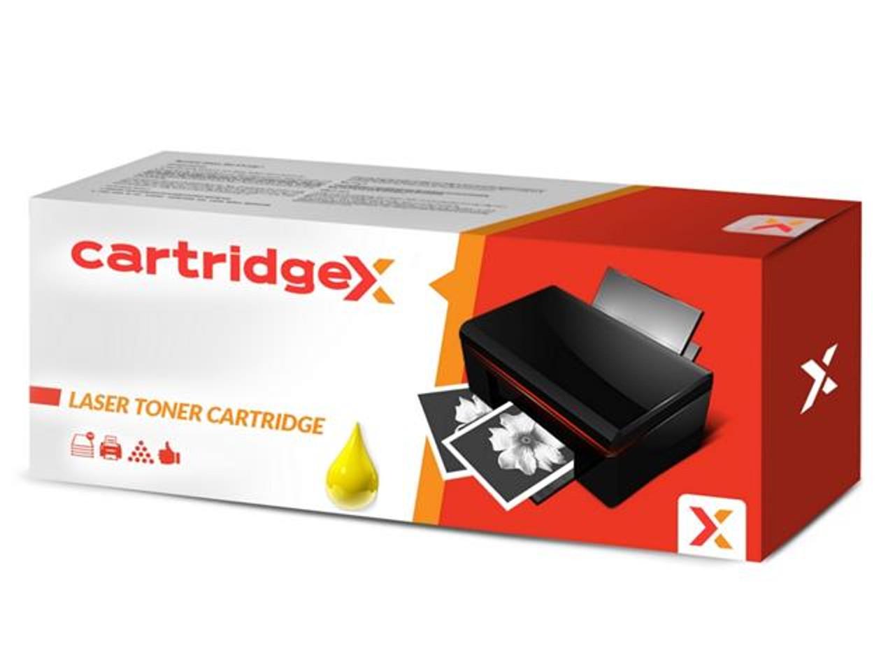 Compatible High Capacity Samsung Clp-y660b Yellow Toner Cartridge