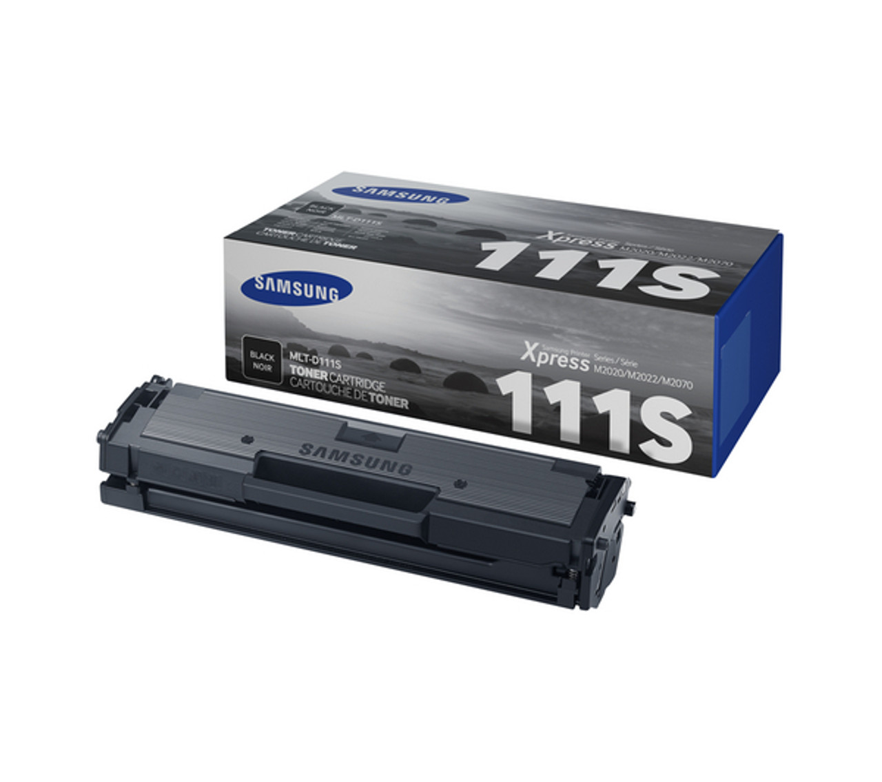 High Capacity Original Black Samsung Mlt-d111s Toner Cartridge (Mlt-d111s/els)