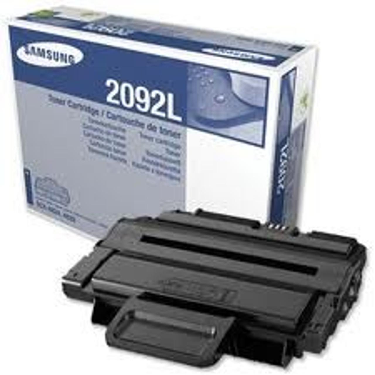High Capacity Samsung Mlt-d2092l Original Black Toner Cartridge (Mlt-d2092l/els Laser Printer Cartridge)