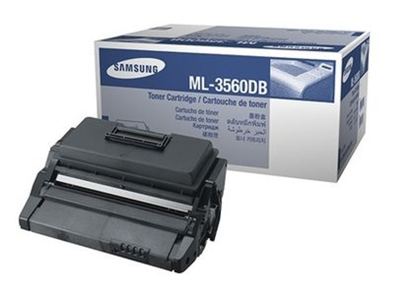High Capacity Samsung Ml3560db Original Black Toner Cartridge(Ml-3560db/see Laser Printer Cartridge)