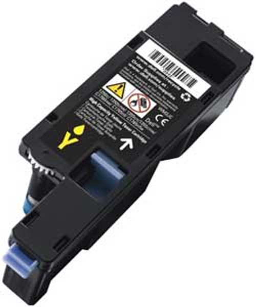 High Capacity Dell 59311019 Original  Yellow Toner Cartridge (593-11019 Laser Printer Cartridge)