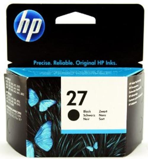 High Capacity Hp 27 Black Original Ink Cartridge (Hp C8727an)