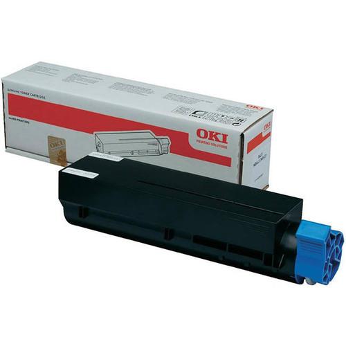 High Capacity Oki 44992402 Black Original Toner Cartridge (44992402 Laser Printer Cartridge)