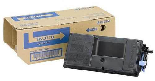 Kyocera Tk-3110 Black Original Toner Cartridge (Tk3110 Laser Toner Cartridge)