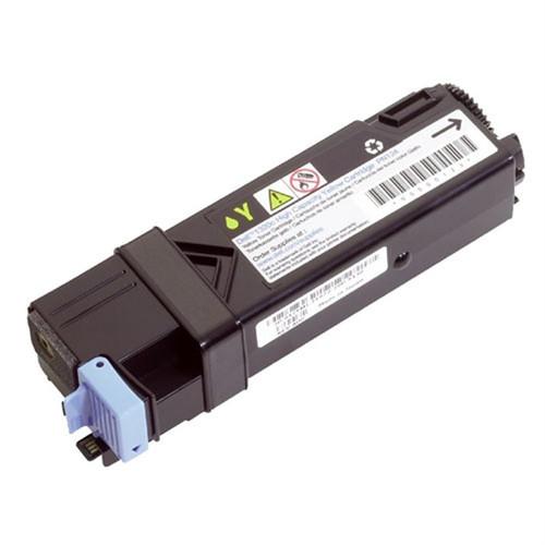 High Capacity Dell Fm066 Yellow Original Toner Cartridge (Dell 593-10314)