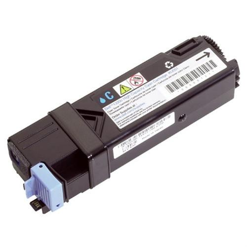 High Capacity Dell Fm065 Cyan Original Toner Cartridge (Dell 593-10313)