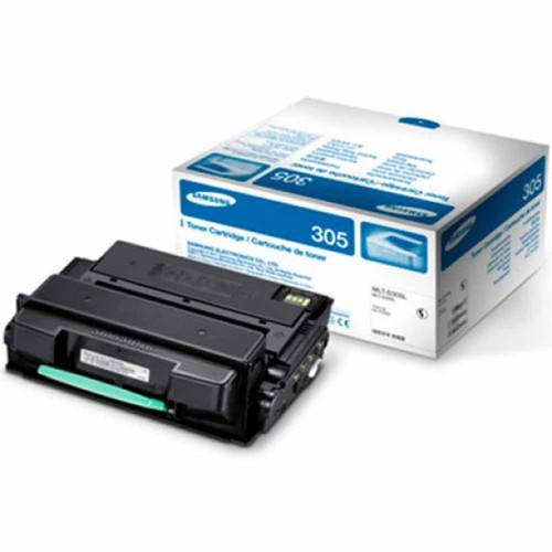 Samsung Mlt-d305l Black Original Toner Cartridge (Mlt-d305l/els)
