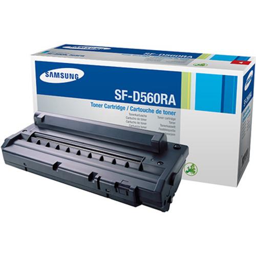 Samsung Sf-d560ra Black Original Toner Cartridge (Sf-d560ra/els )
