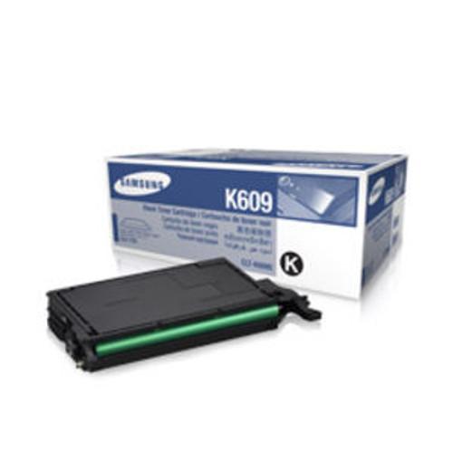Samsung K609 Black Original Toner Cartridge (Clt-k6092s)