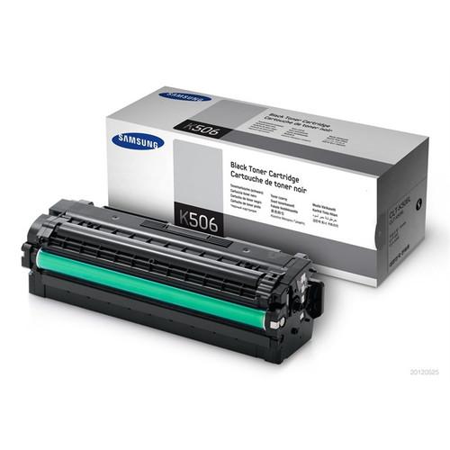 Samsung K506 Black Original Toner Cartridge (Clt-k506l/els)
