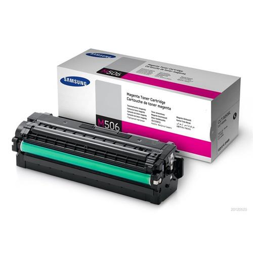 Samsung M506 Magenta Original Toner Cartridge (Clt-m506l/els)