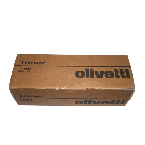Genuine Olivetti Black D-Copia 403MF/404 Toner Cartridge B0940