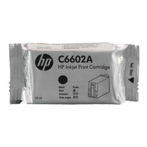 Genuine Black HP 1.0 Ink Cartridge C6602A For AddMaster IJ 6000