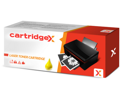 Compatible High Capacity Dell 59311019 Yellow Toner Cartridge